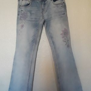 NWOT Girl's Mudd  Jeans size 12/1/2